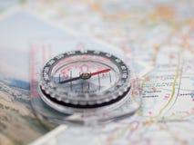 Planification de course Photographie stock libre de droits
