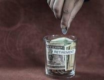 Planification de la retraite photo libre de droits