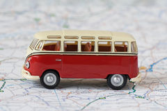 Planification de voyage Photos stock