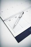 Planification des affaires photos stock
