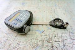 Planimetro Fotografia Stock