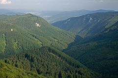 Planina de Muranska, Eslováquia imagem de stock royalty free