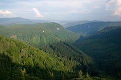 Planina de Muranska, Eslováquia Fotografia de Stock Royalty Free