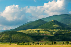 Planina di Stara immagini stock libere da diritti