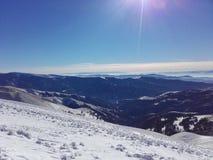 Planina magnífico de Stara fotos de archivo