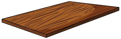 plank vector illustratie