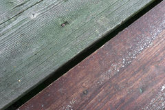 Plank floor as a background royalty free stock images