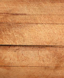 Plank of kitchen. Old, used plank of kichten with trace of cut Royalty Free Stock Image