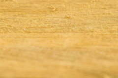 Plank with small focus area Stock Photography