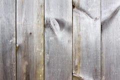 Plank van Hout oud en gebarsten De oppervlakte is ruw en ongelijk Stock Foto