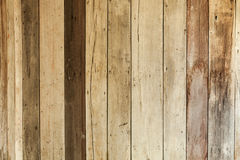 Plank wall Royalty Free Stock Photos