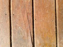 Plank wall Royalty Free Stock Photography