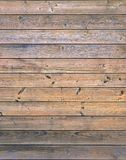 Plank wall Royalty Free Stock Image
