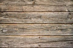 Plank weathered wood background Royalty Free Stock Photography