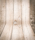Plank wood for background. Stock Image