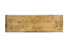 Plank wood Royalty Free Stock Photography