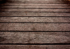 Plank Wood surface individually Royalty Free Stock Images