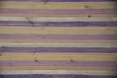Plank for your background. Background of wooden colored planks useful for writing a message Royalty Free Stock Photos