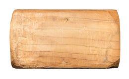 Planka av gammalt trä Royaltyfria Bilder