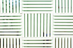 Planka av vitt trä för bakgrund Arkivfoto