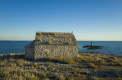 Planka Punta Razanj Kroatien Europa Lizenzfreie Stockfotos