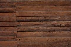 Planken als modieuze houten achtergrond Stock Foto's