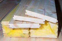 Planken im Paket Lizenzfreie Stockfotos
