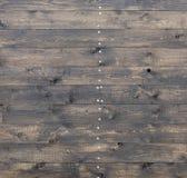 Planken met dakspaantextuur stock fotografie