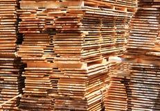 Planken van hout Stock Foto