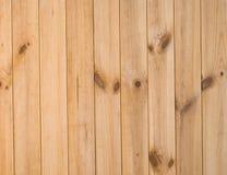 Planken van houten muur Royalty-vrije Stock Foto