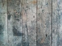 Planken van rustiek hout met donkere bruine tonen stock illustratie