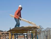 Planken voor Steiger Stock Afbeelding