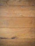 Plankenholzwand Lizenzfreie Stockbilder