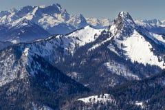 Plankenstein góra w Bavaria, Niemcy Zdjęcie Royalty Free