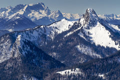 Plankenstein mountain in Bavaria, Germany Royalty Free Stock Photo