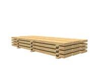 Planking Royalty-vrije Stock Afbeelding