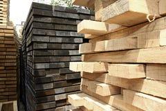 Planks Stock Image