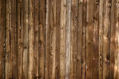 Planks background. Wooden boards wall, may be used as background Stock Images