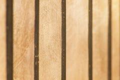 Planks of mahogany Stock Photo