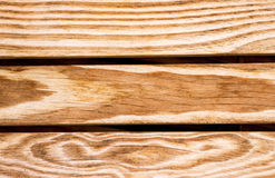 Planks of textured wood Royalty Free Stock Photography