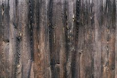 Planks of wood Stock Photography