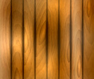 Planks with wooden texture. Realistic vector wooden texture in brown scale color Stock Photos