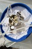 Planktonmätning Royaltyfria Foton