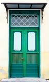 planlägg dörren Royaltyfria Bilder