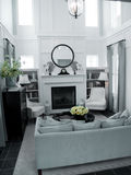 planlägg interioren Royaltyfria Bilder