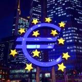 planlägg också blom- den min galleriillustrationen för euroen ser teckenteckenvektorn Arkivbild