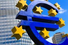 planlägg också blom- den min galleriillustrationen för euroen ser teckenteckenvektorn Arkivfoton