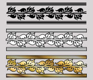 planlägg vicrtorian scrollstil Royaltyfri Fotografi