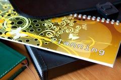 planläggning Royaltyfria Bilder