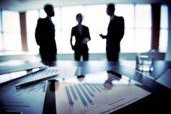 planläggning för mus för graf för sedeldollar finansiell Arkivfoton